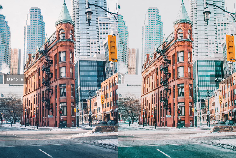 Canada Mobile & Desktop Lightroom Presets example image 4