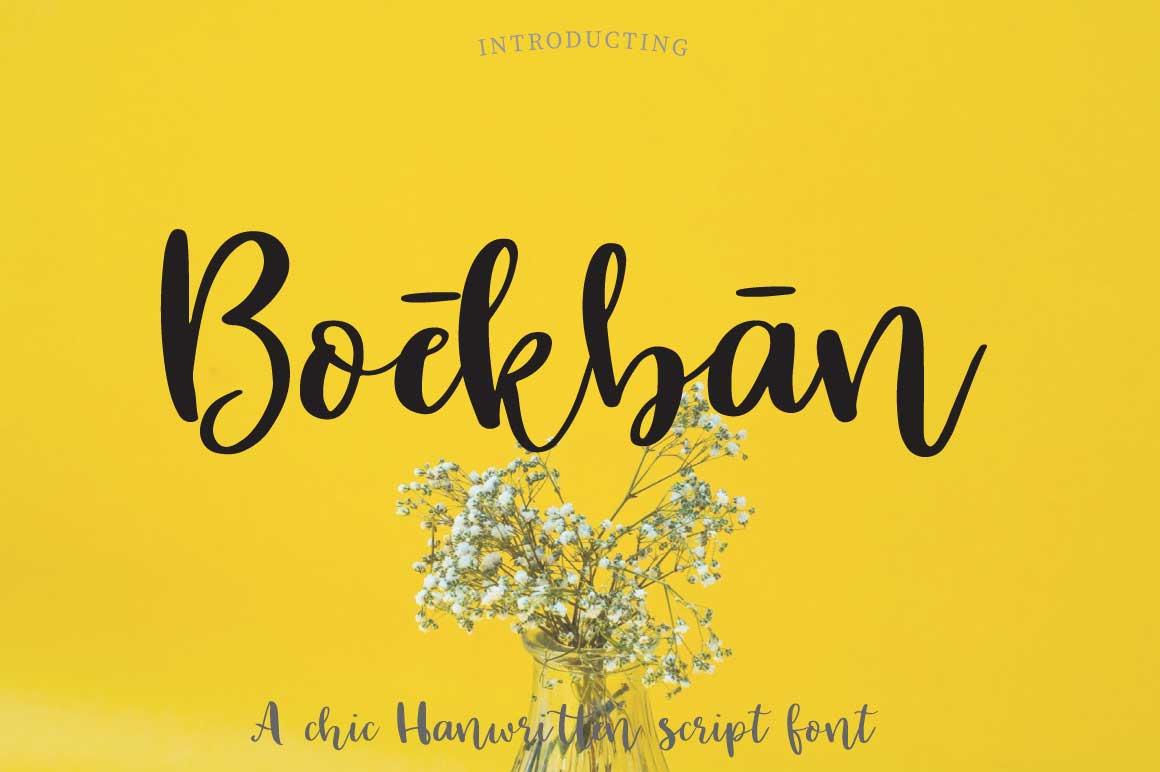 Boekban example image 1