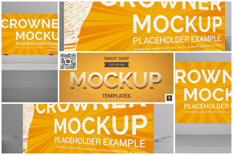 Store Crowner Mockup example image 1