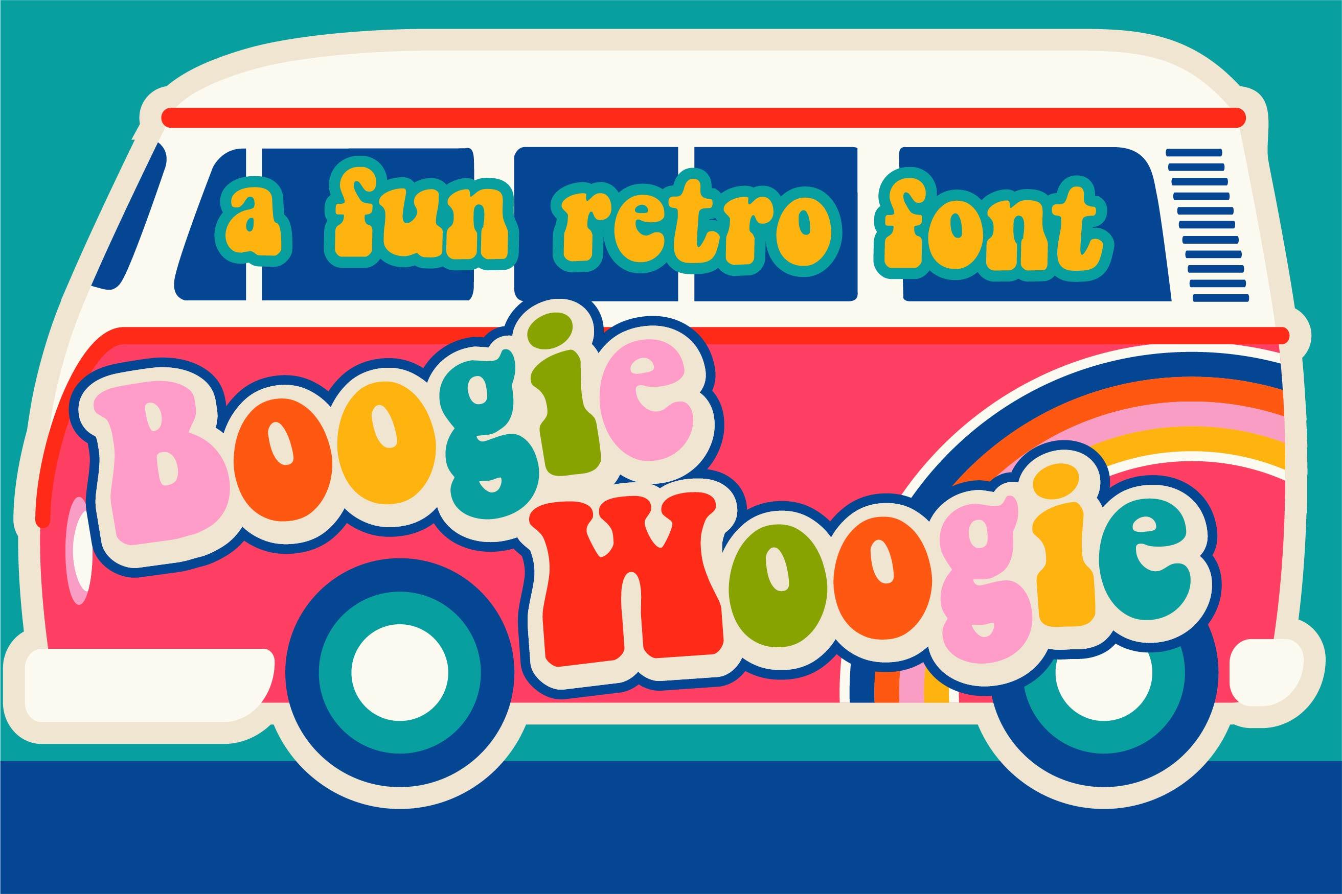 PN Boogie Woogie example image 1