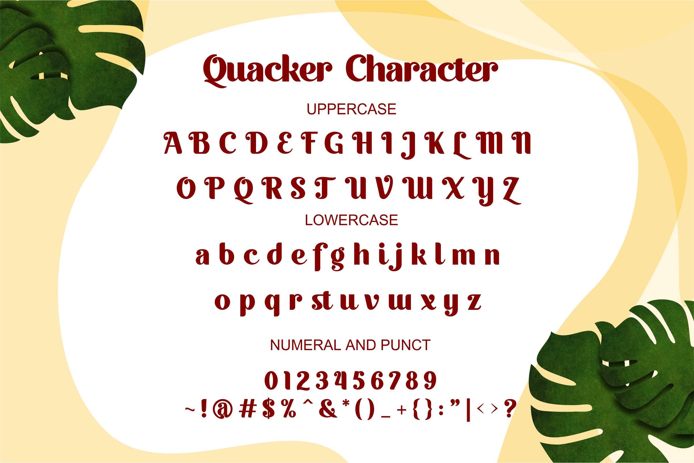 Quacker example image 8