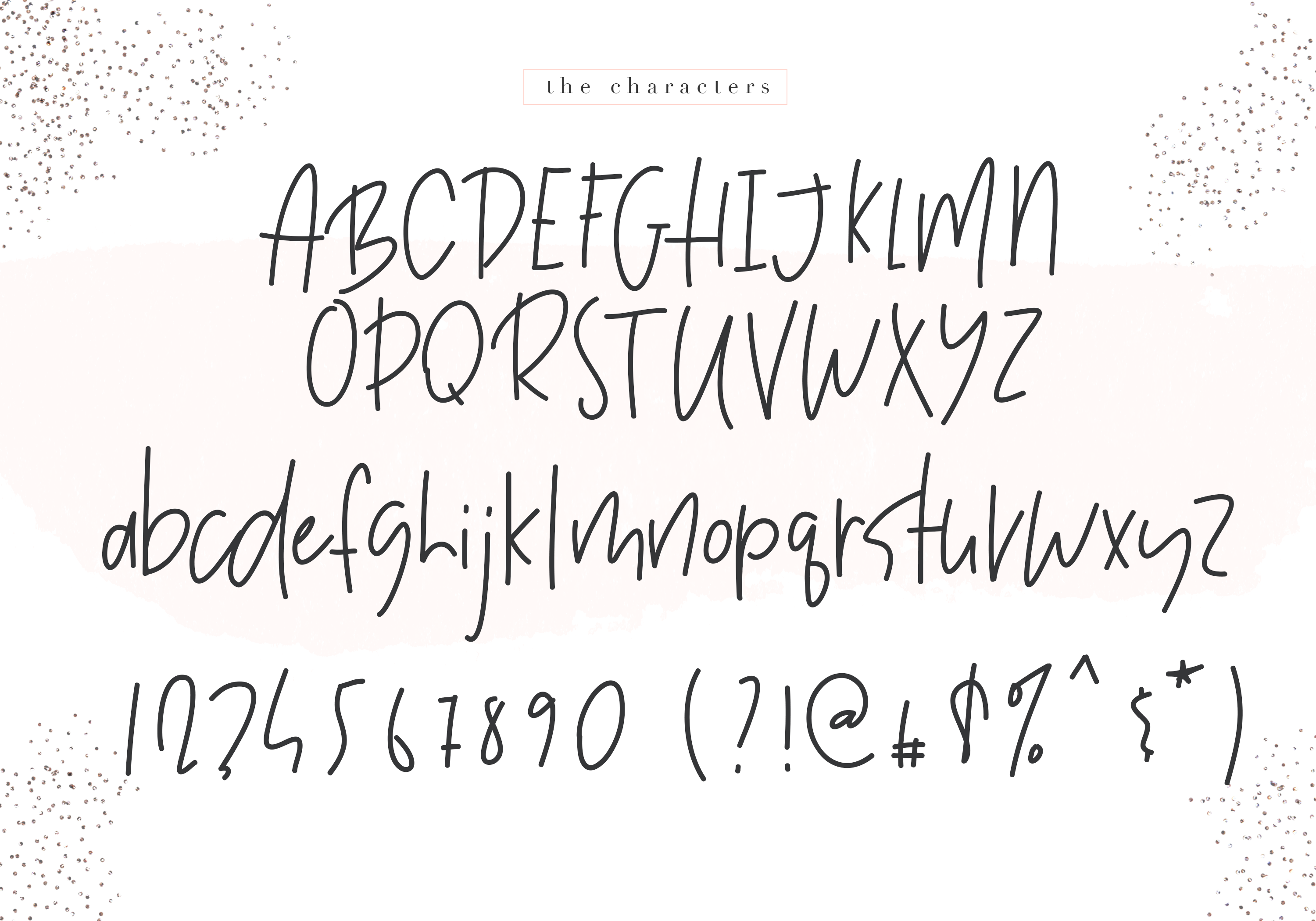 Kashing - A Chic Handwritten Font example image 9