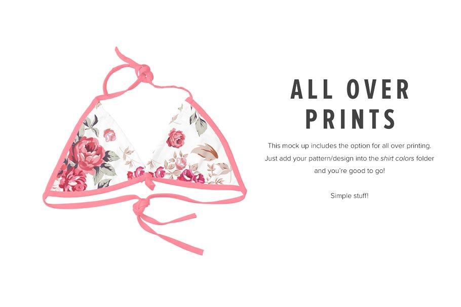 10 Premium Bikini Mockups example image 3
