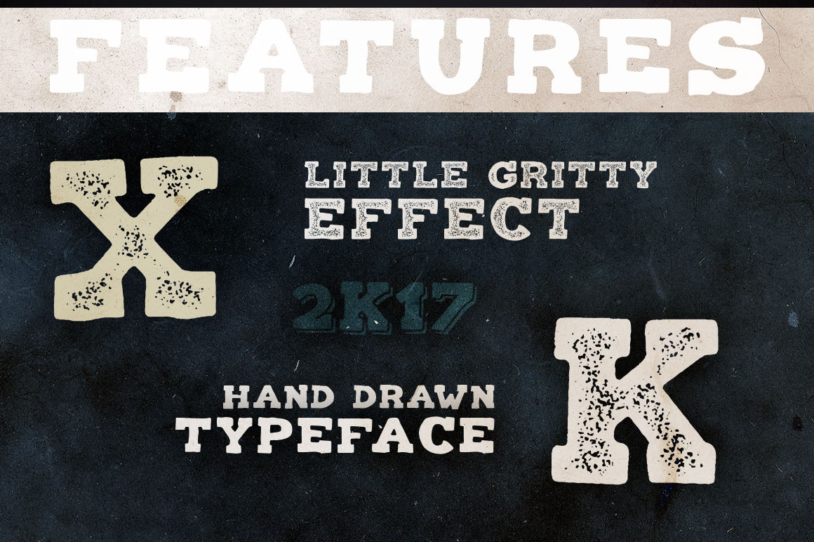 Retrospective Bundle - Fonts & Logos example image 8