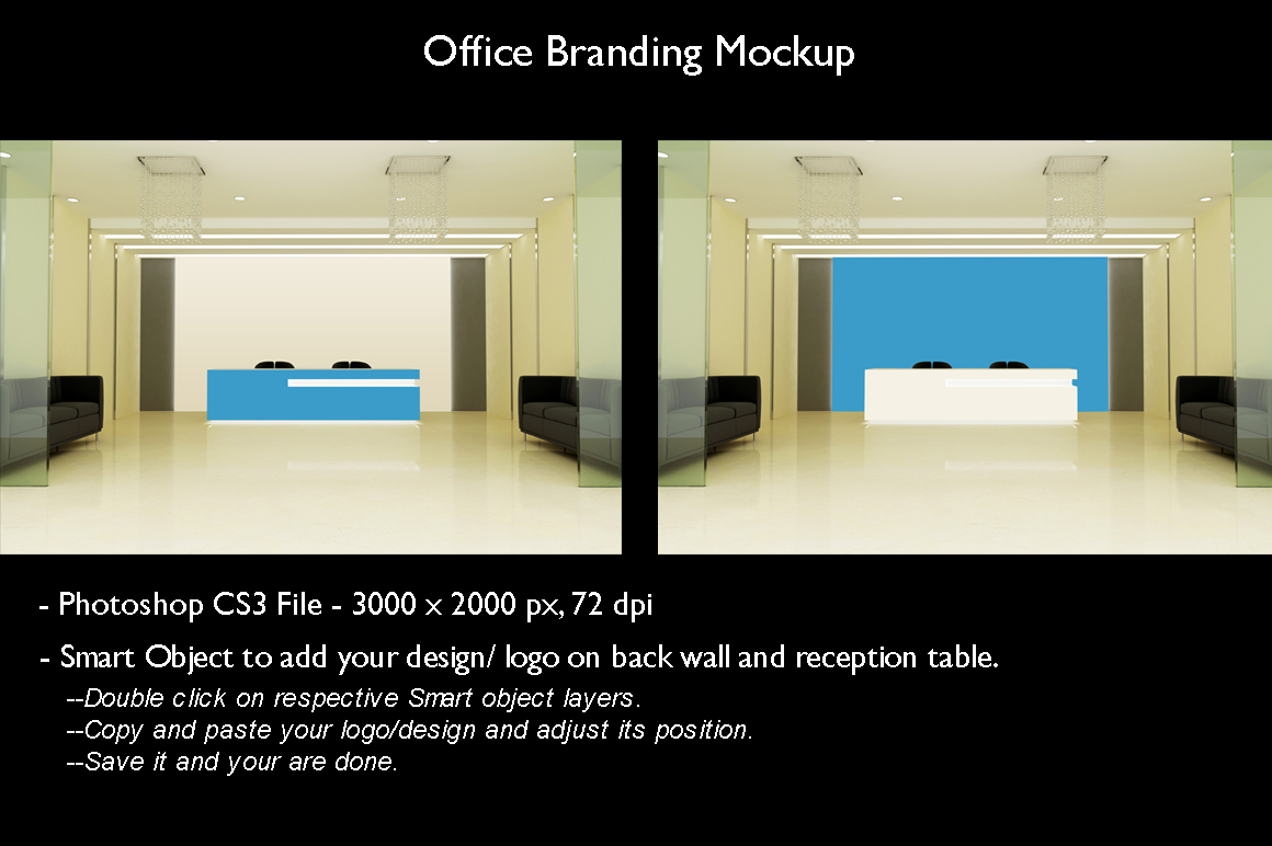 Office Branding Mockup v1 example image 2