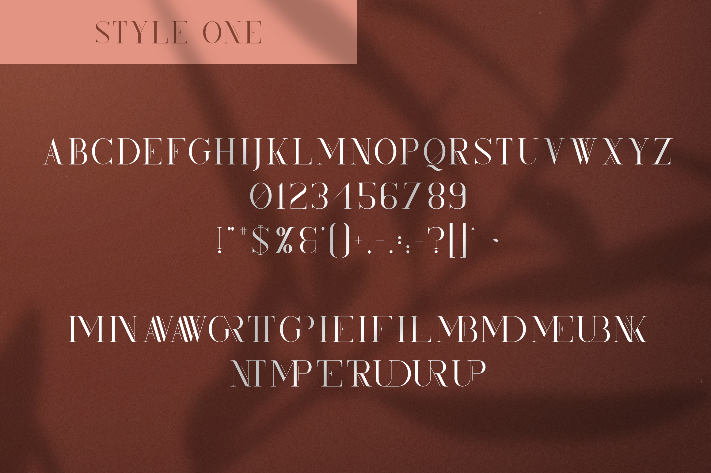 Kindel - Serif Typeface | 4 styles example image 9