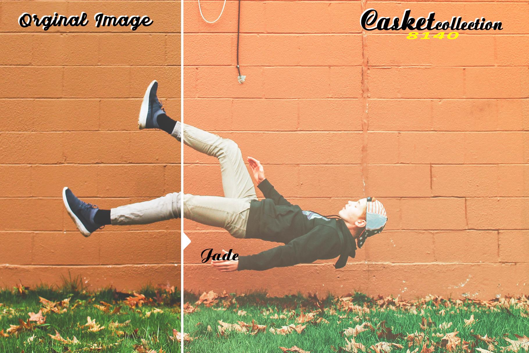 Casket Collection Lightroom Presets example image 4