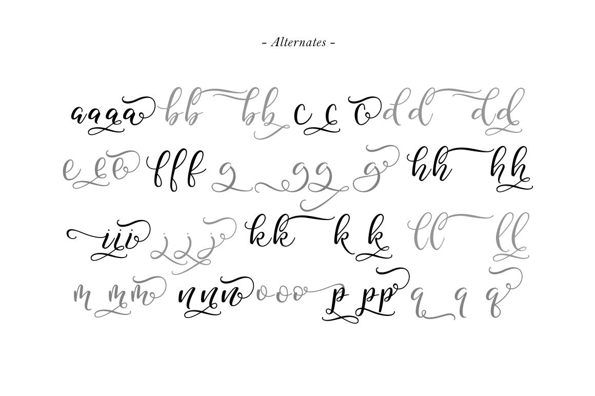 Legacy Typeface example image 6