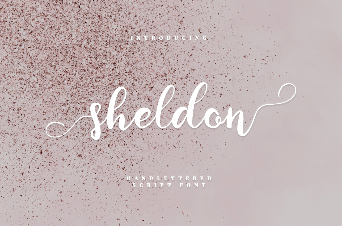 Handlettered Font Bundle 50 in 1. example image 30