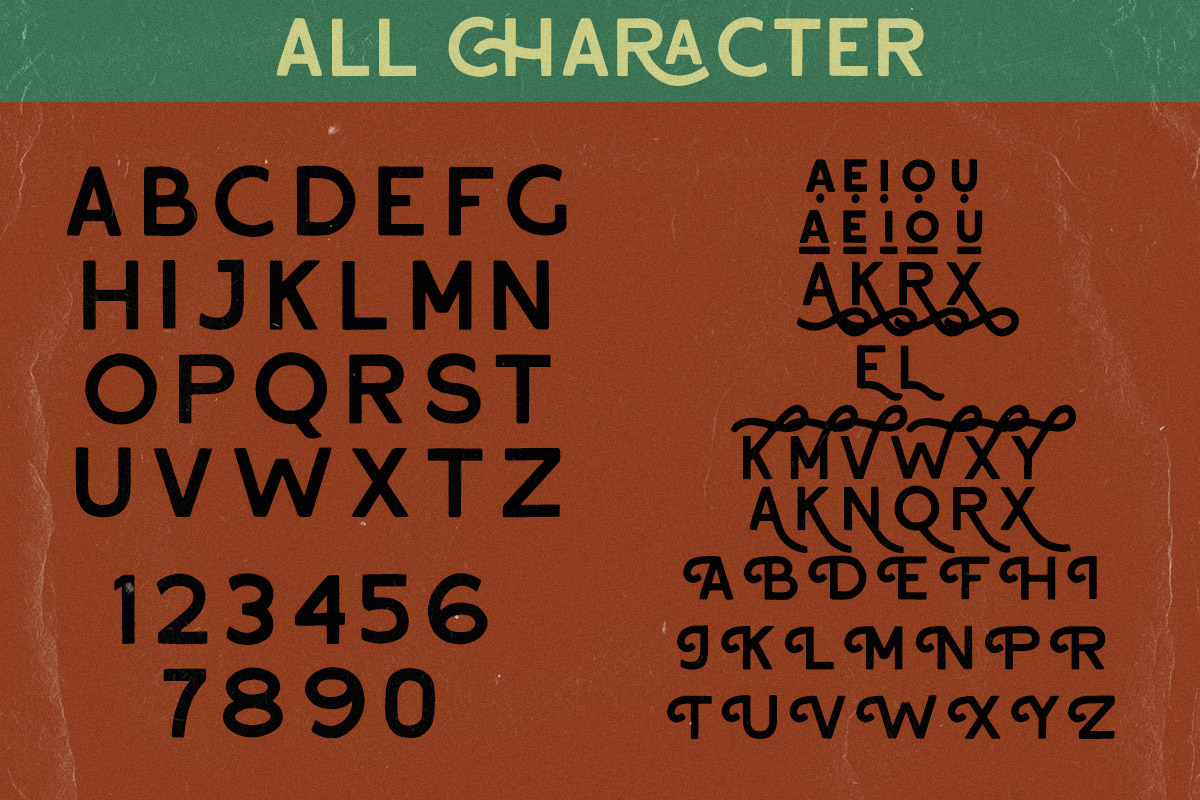 Reliva - Organic Sans EXTRA example image 9