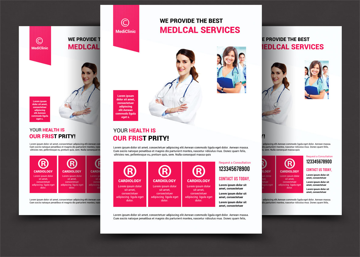 Doctor bundle psd 5 example image 3