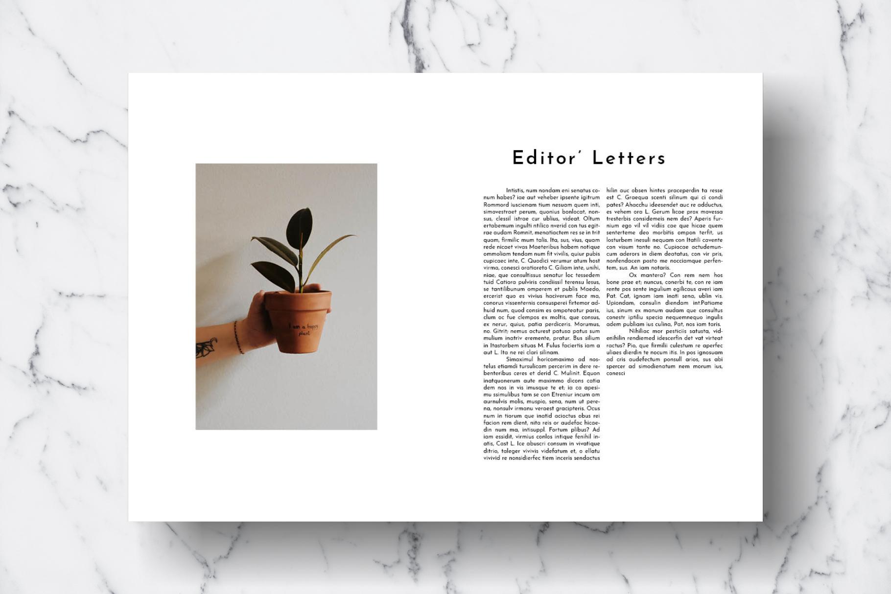 Magazine Template Vol. 17 example image 2