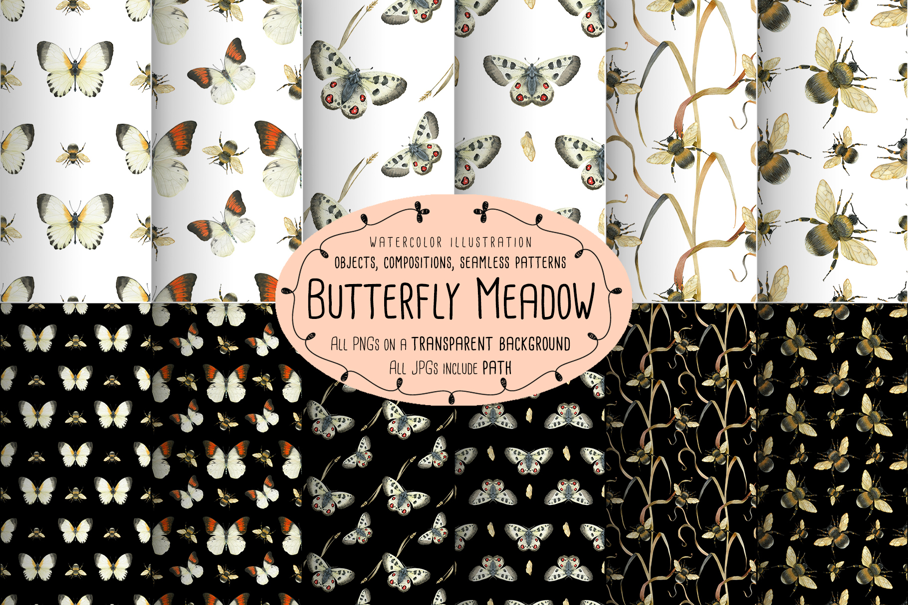 The Butterfly Meadow example image 8