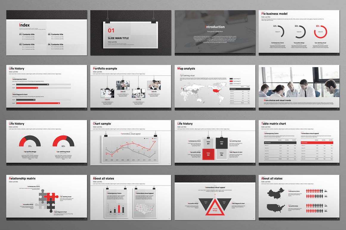 Premium Powerpoint Template example image 2