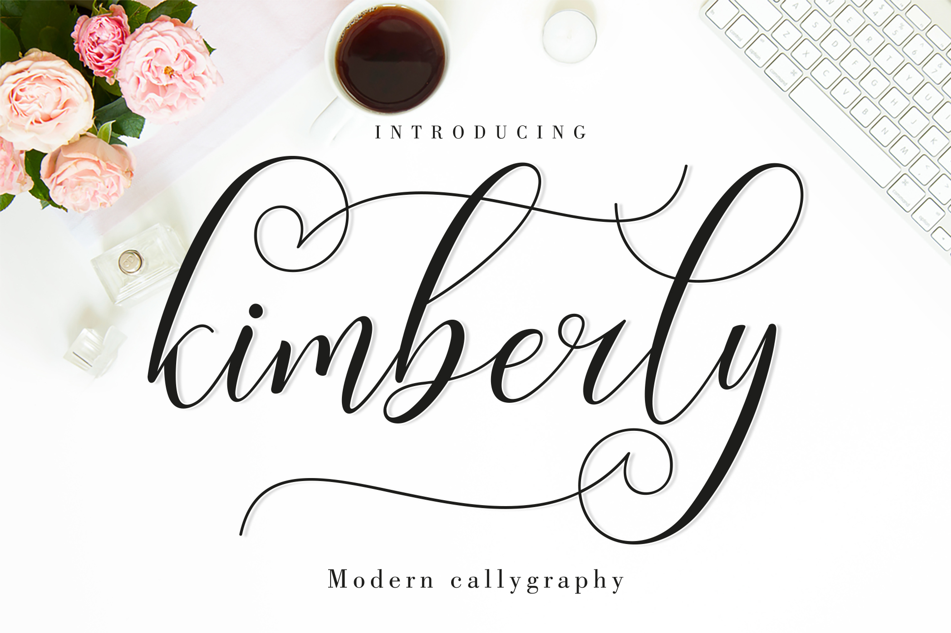 Kimberly Script example image 1