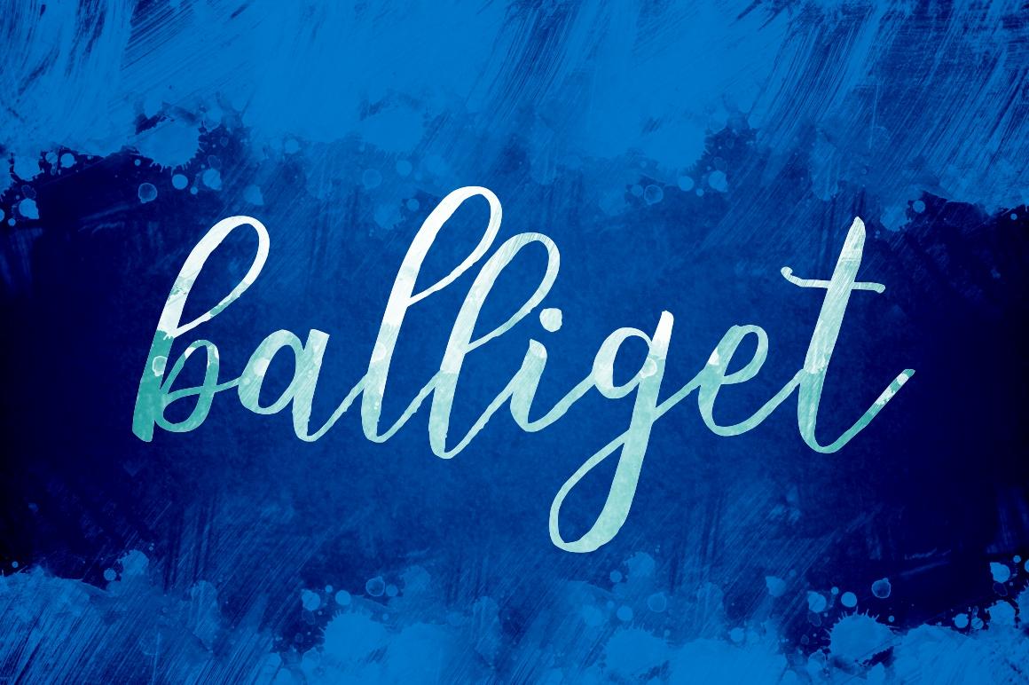 Balliget example image 1