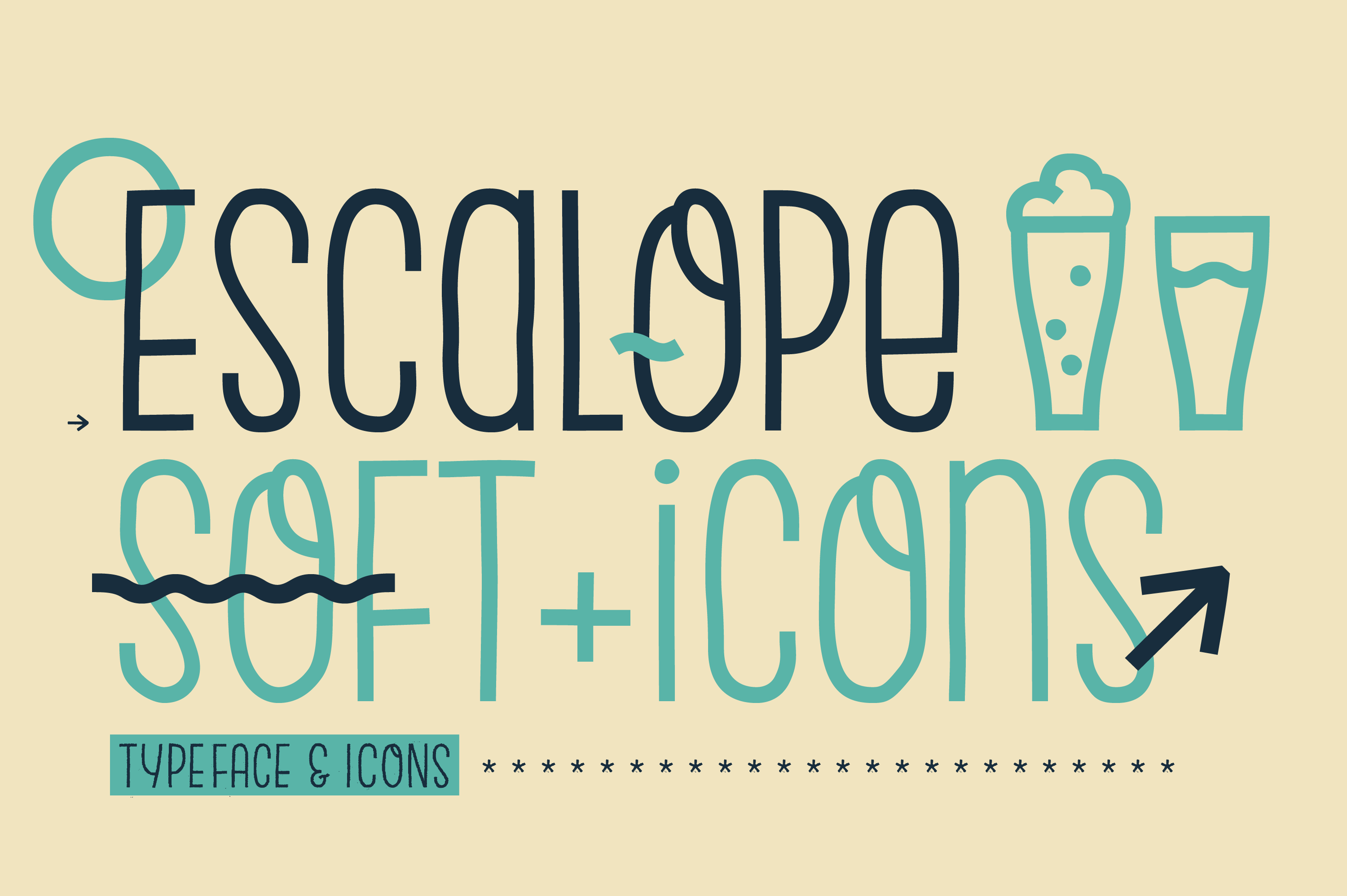 Escalope Soft + Icons example image 19