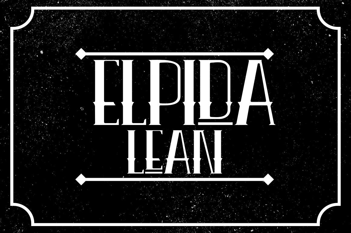 ELPIDA LEAN example image 2