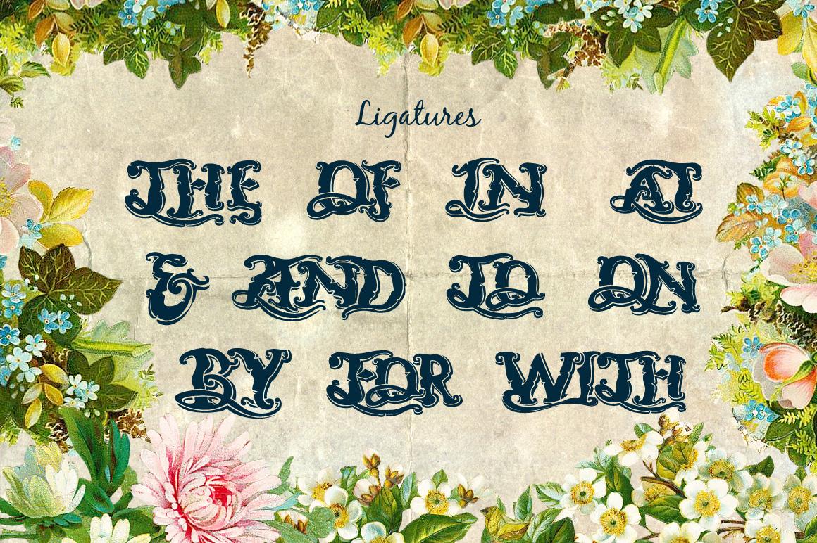 Neverland Handmade Font example image 6