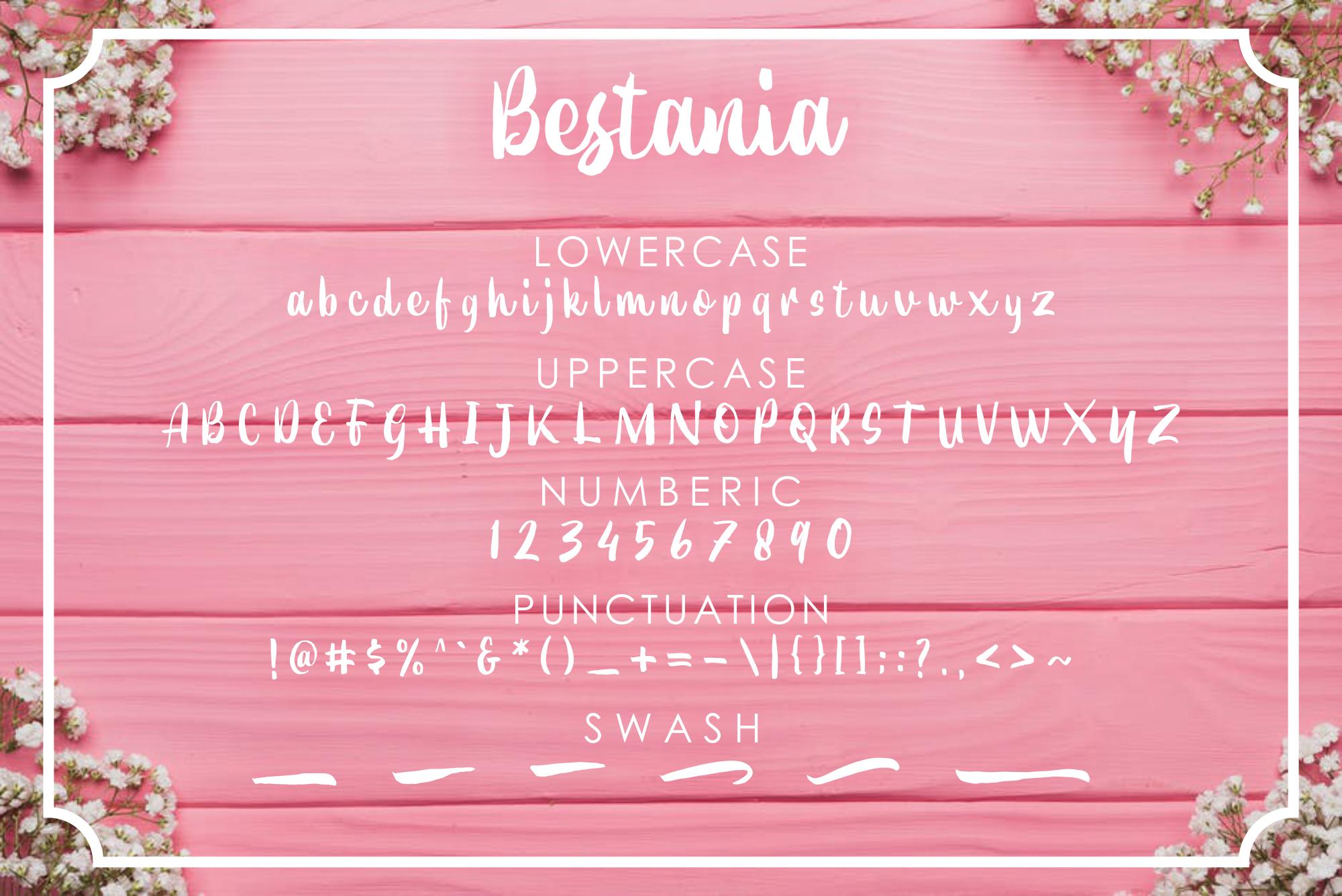 Bestania example image 4