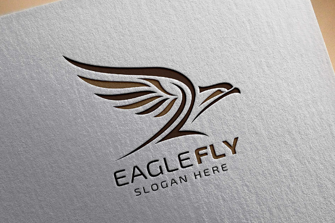 Eagle Star Logo Template example image 4