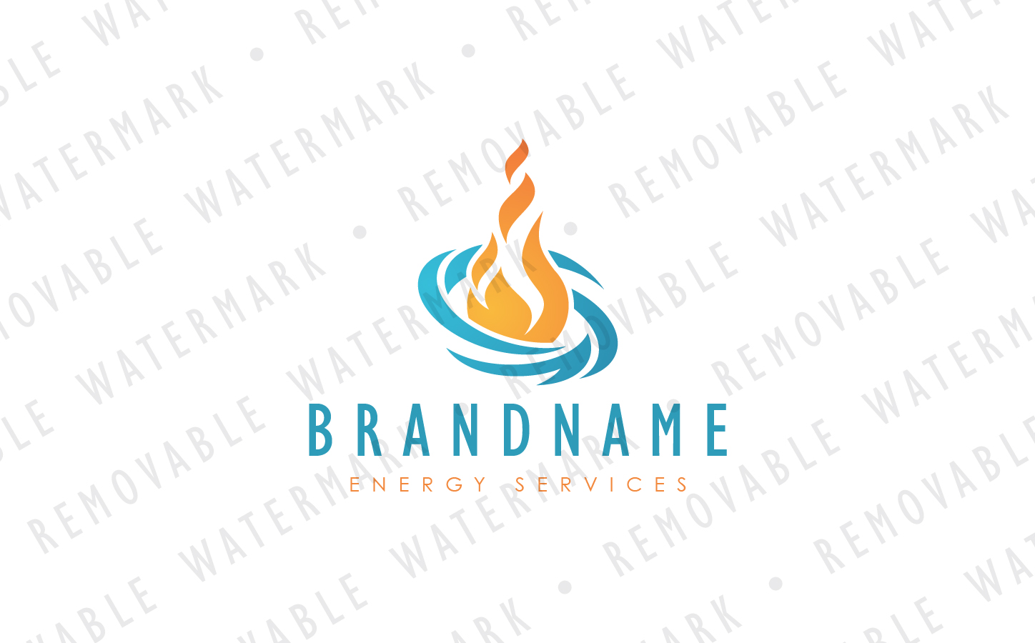 Fire Transformation Logo example image 2