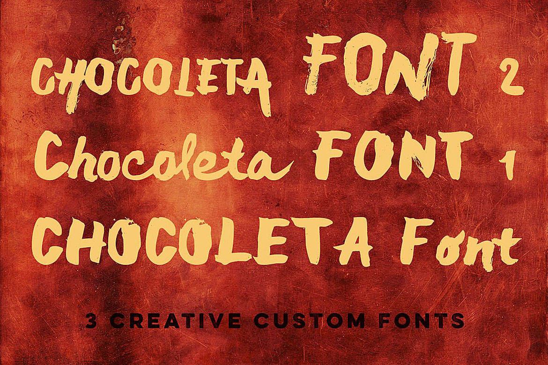 Chocoleta example image 2