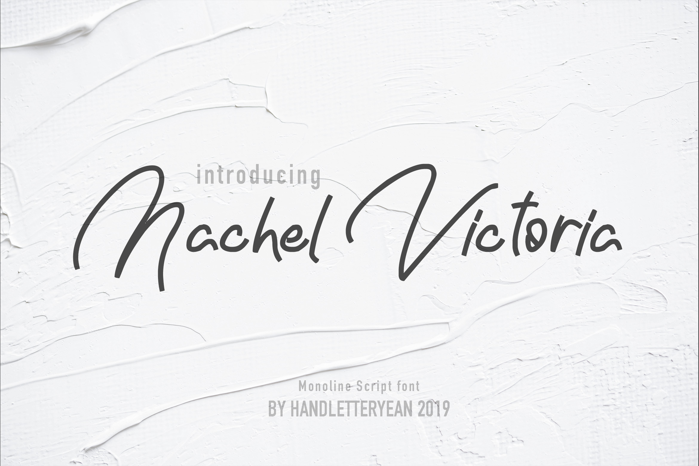 Nachel Victoria example image 1