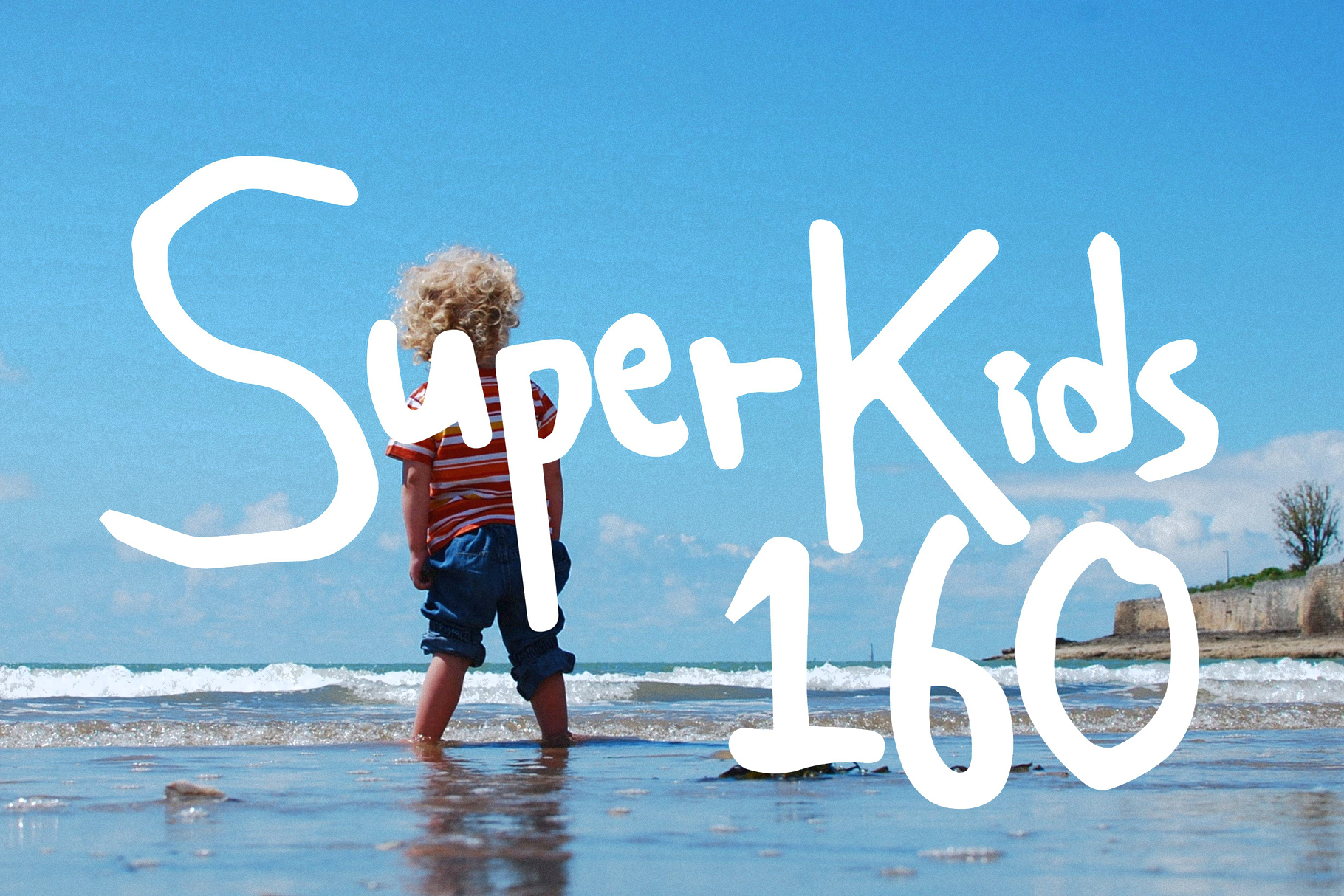Super Kids 160 example image 1