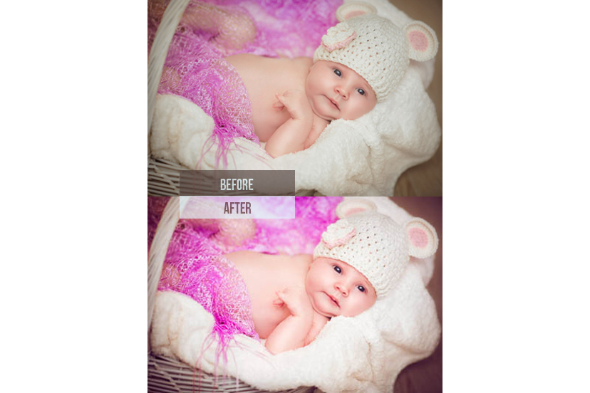 232 Premium The Baby Collection Lightroom Presets (Presets for Lightroom 5,6,CC) example image 2