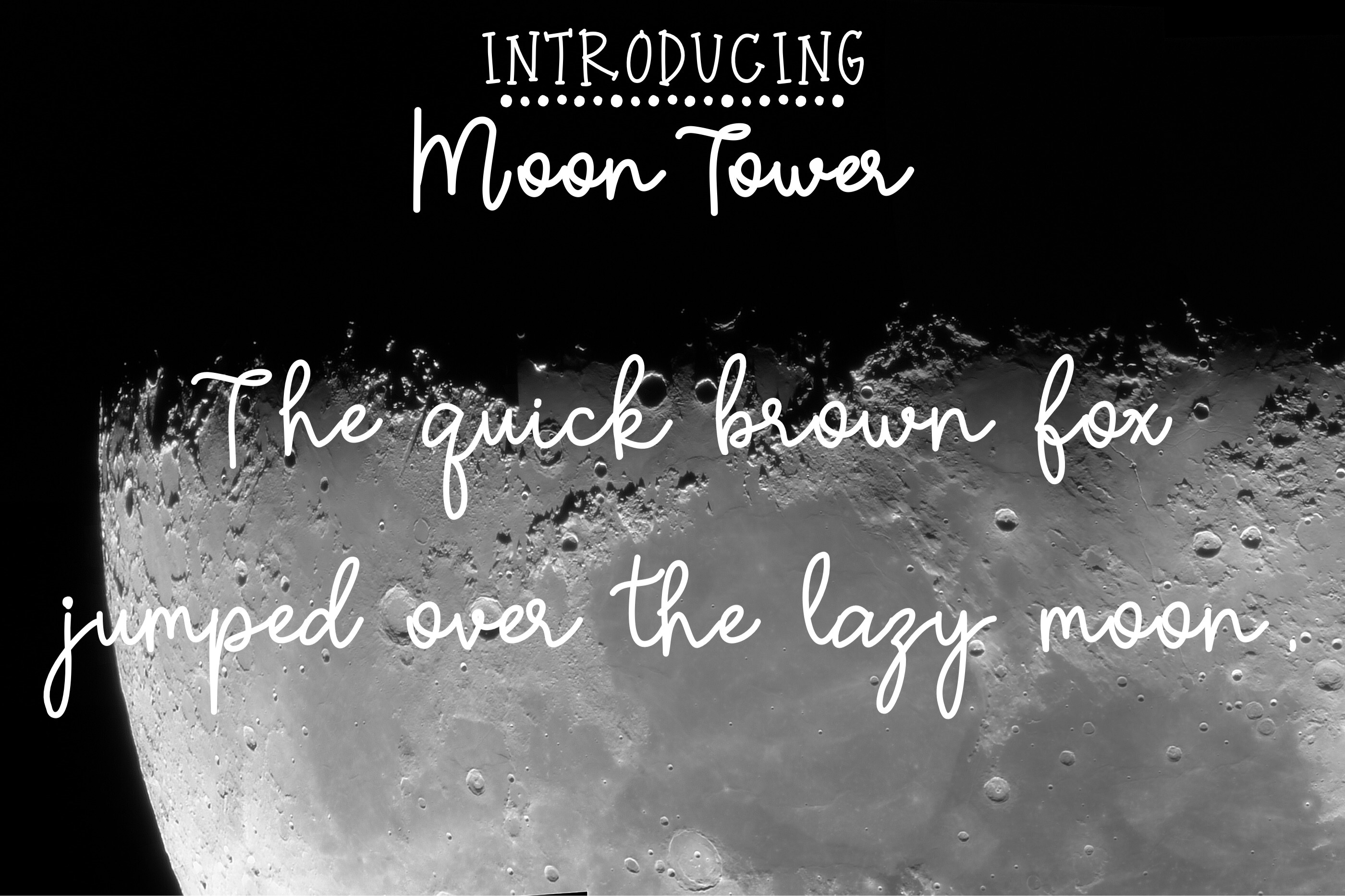 Moon Tower example image 4