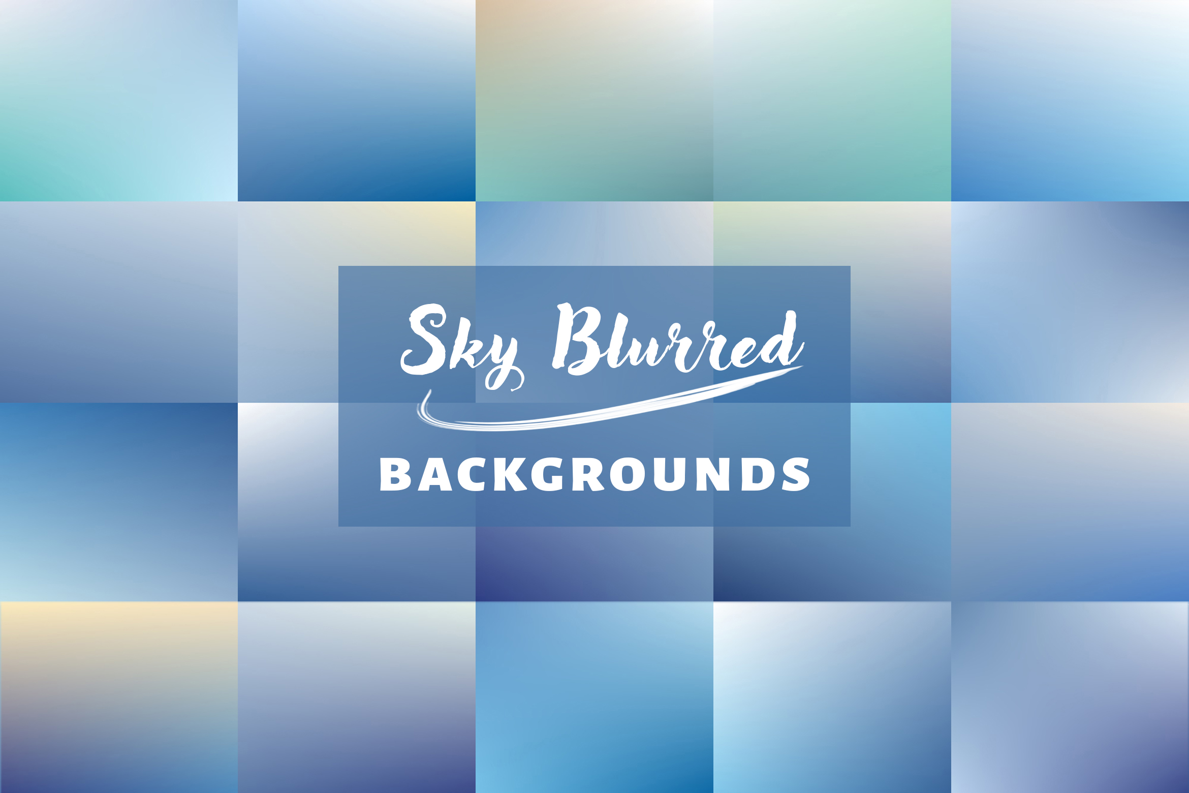 20 Sky Blurred Backgrounds JPG in High Resolution example image 2