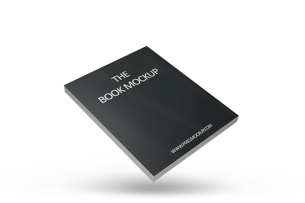 Student Book Mockup example image 10