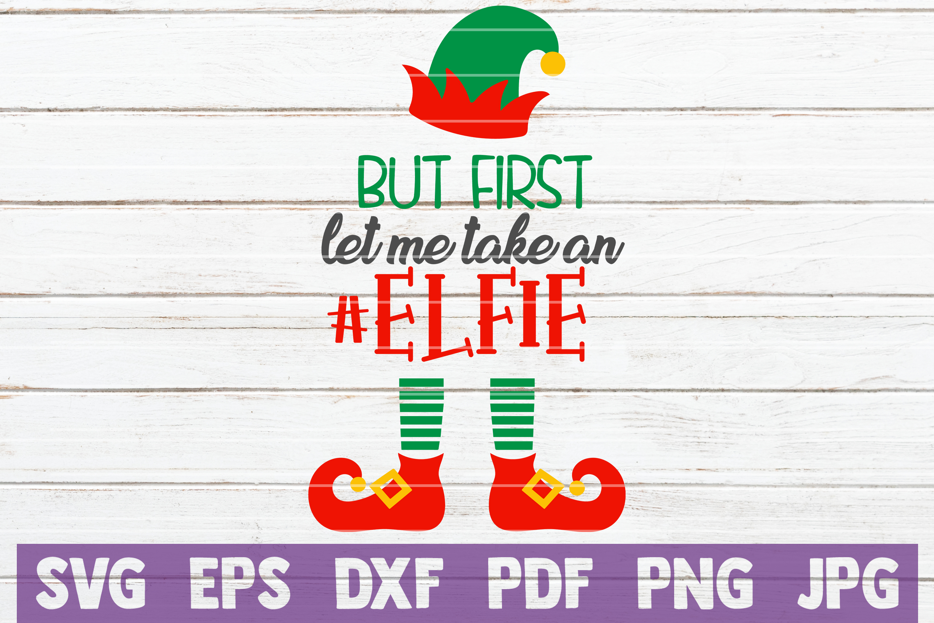 Christmas SVG Bundle | SVG Cut Files example image 11