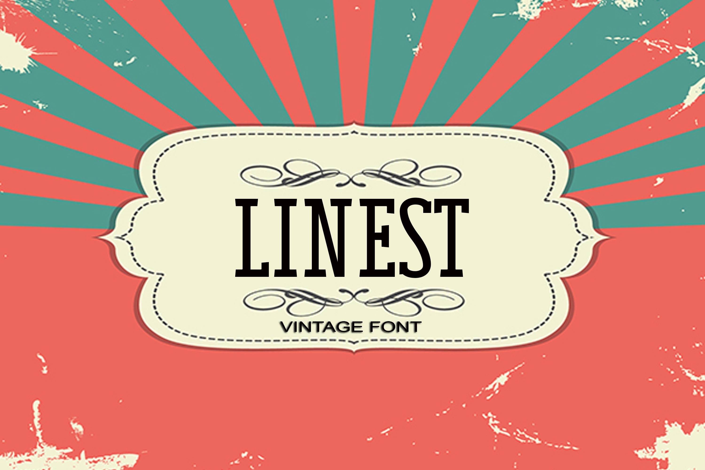 150 Premium Vintage Fonts example image 2