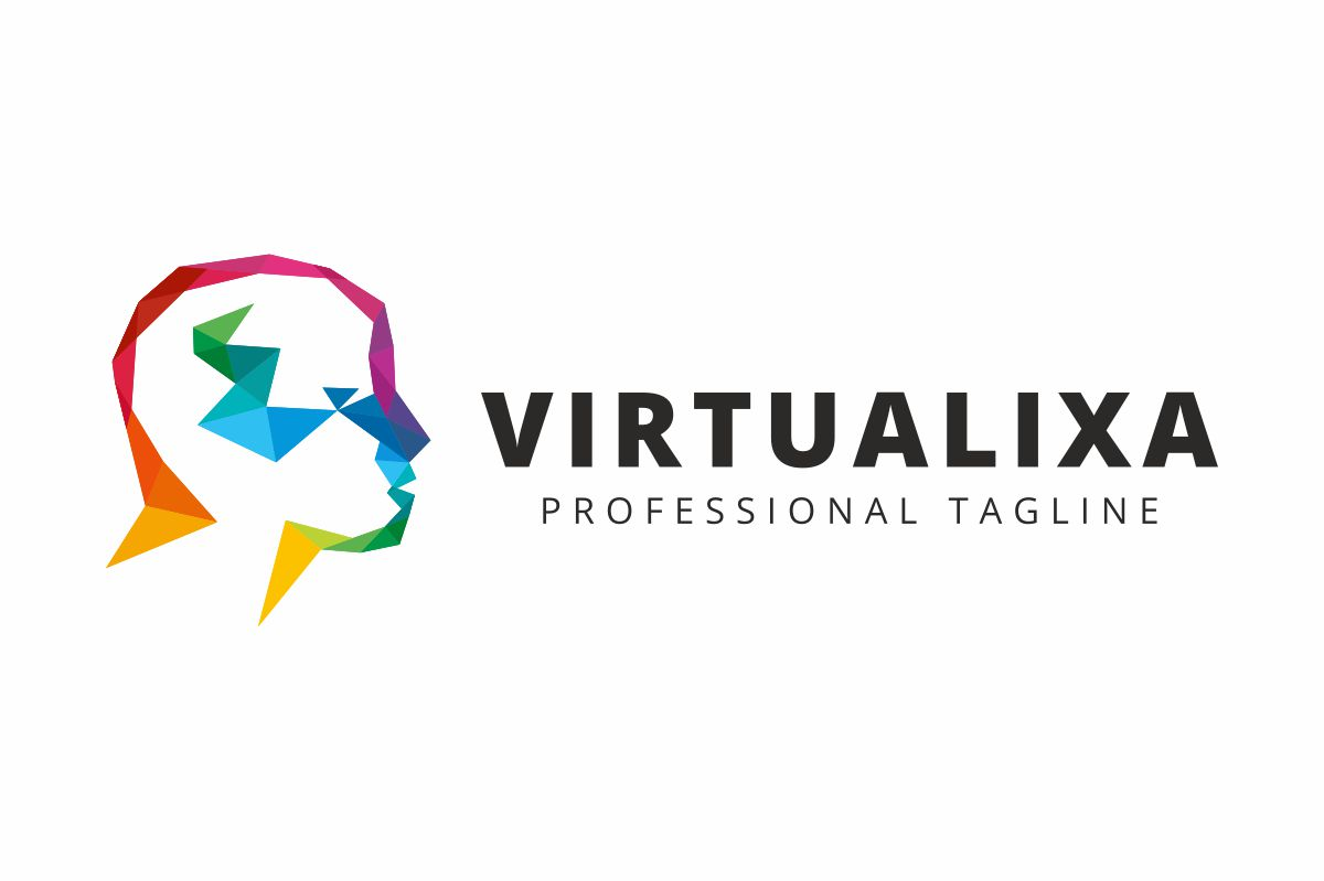 Virtual Human Logo example image 3
