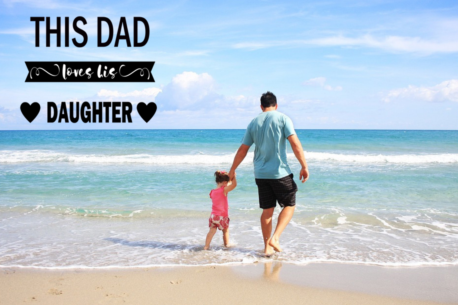 Father's Day Cards-Dad Word Art-Fathers Day Text Overlays example image 6
