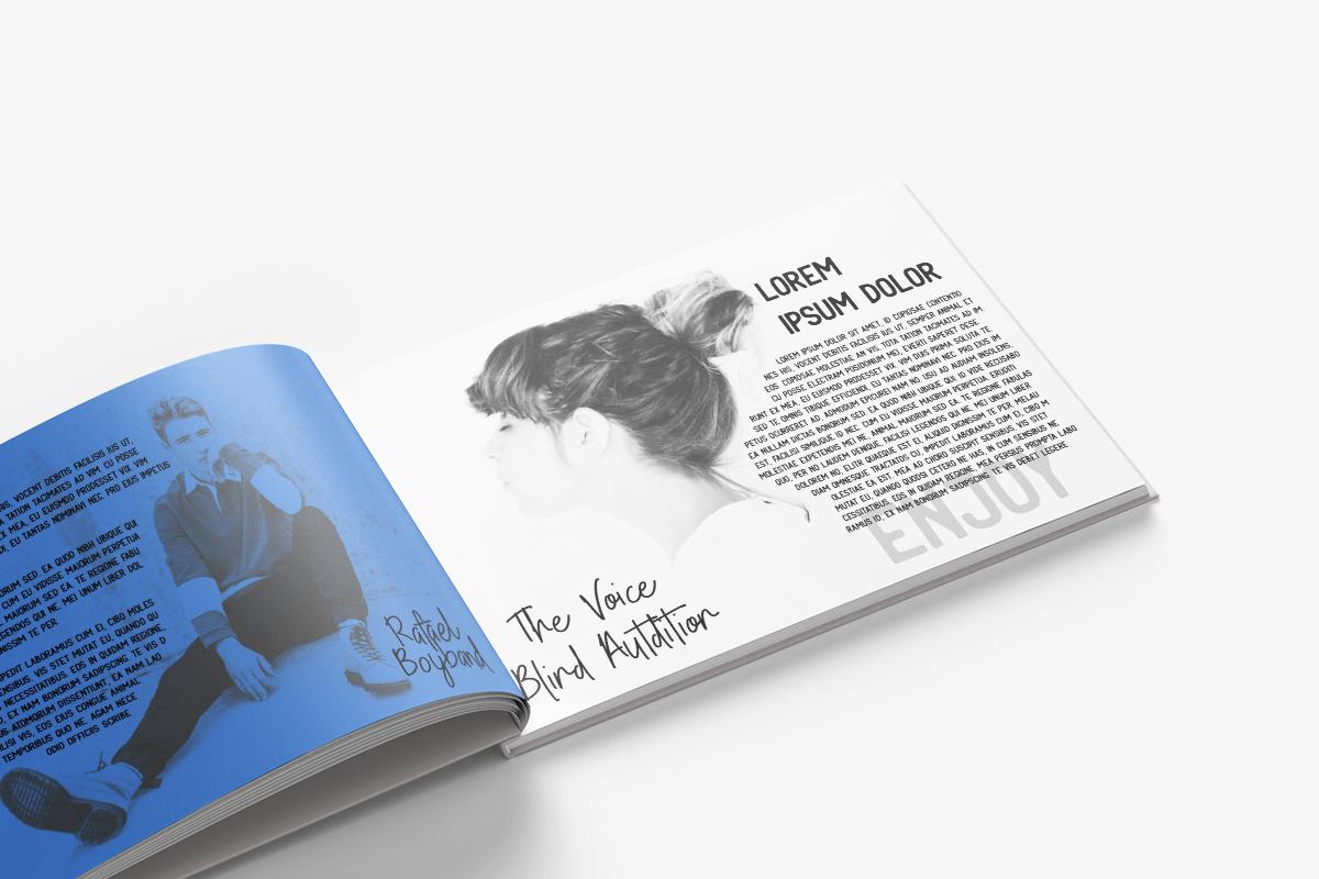 Kinderspiel - Font Duo example image 15