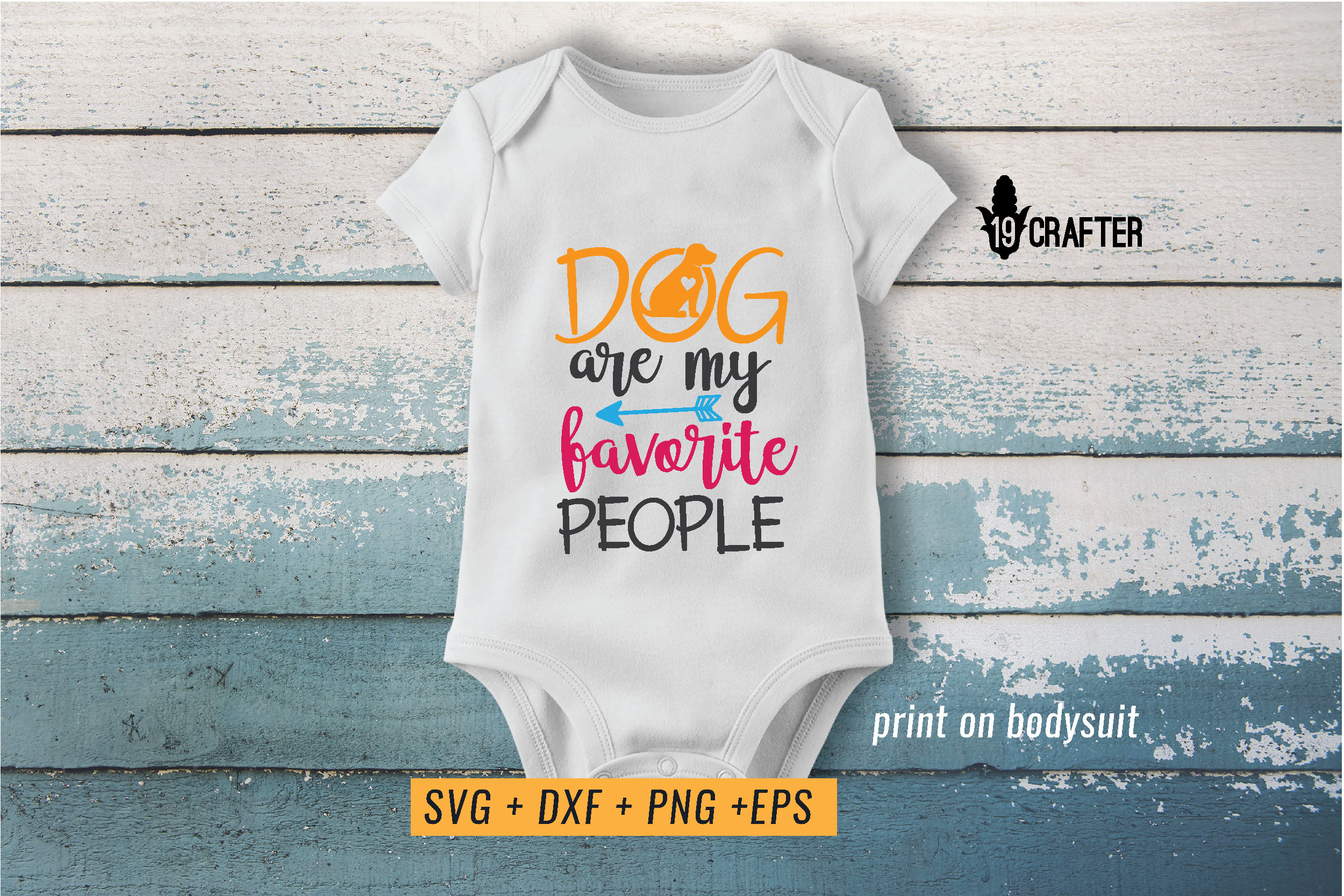 dog are my favorite people svg dxf png eps example image 2