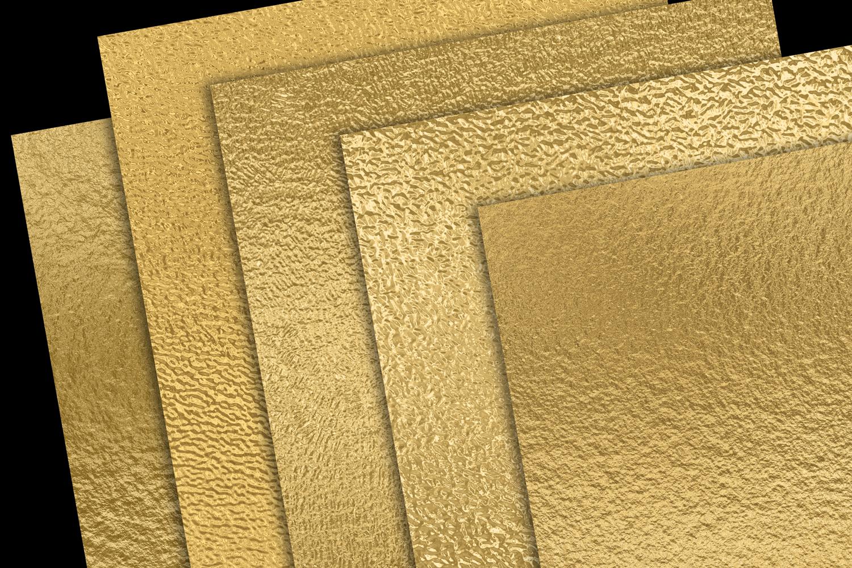 Gold Foils Mix example image 2