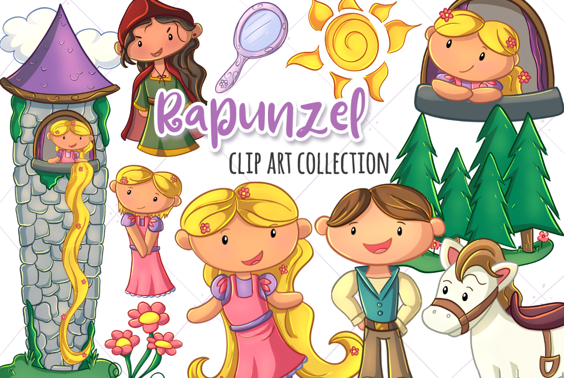 The Fairy Tale Graphics Bundle! example image 7
