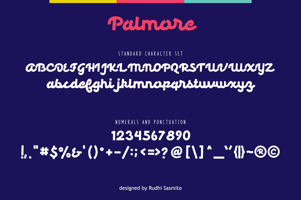 Palmore - Display Script example image 2