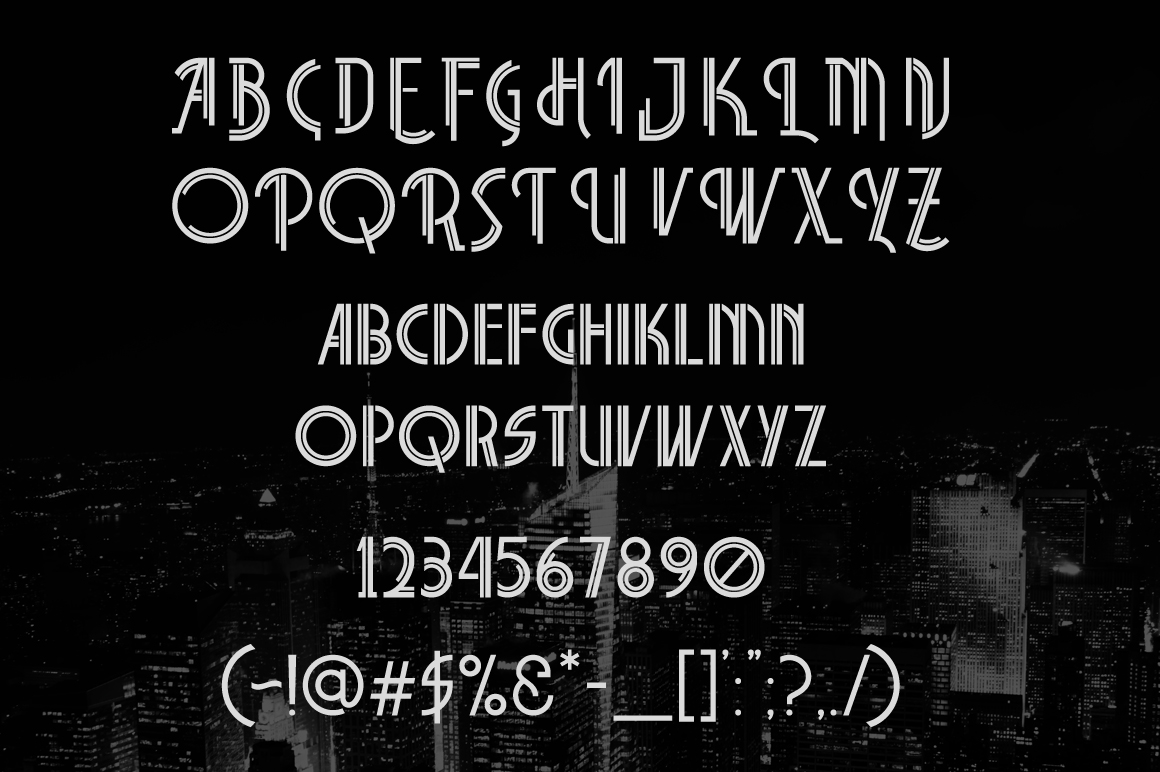 Wayawaya Typeface example image 6