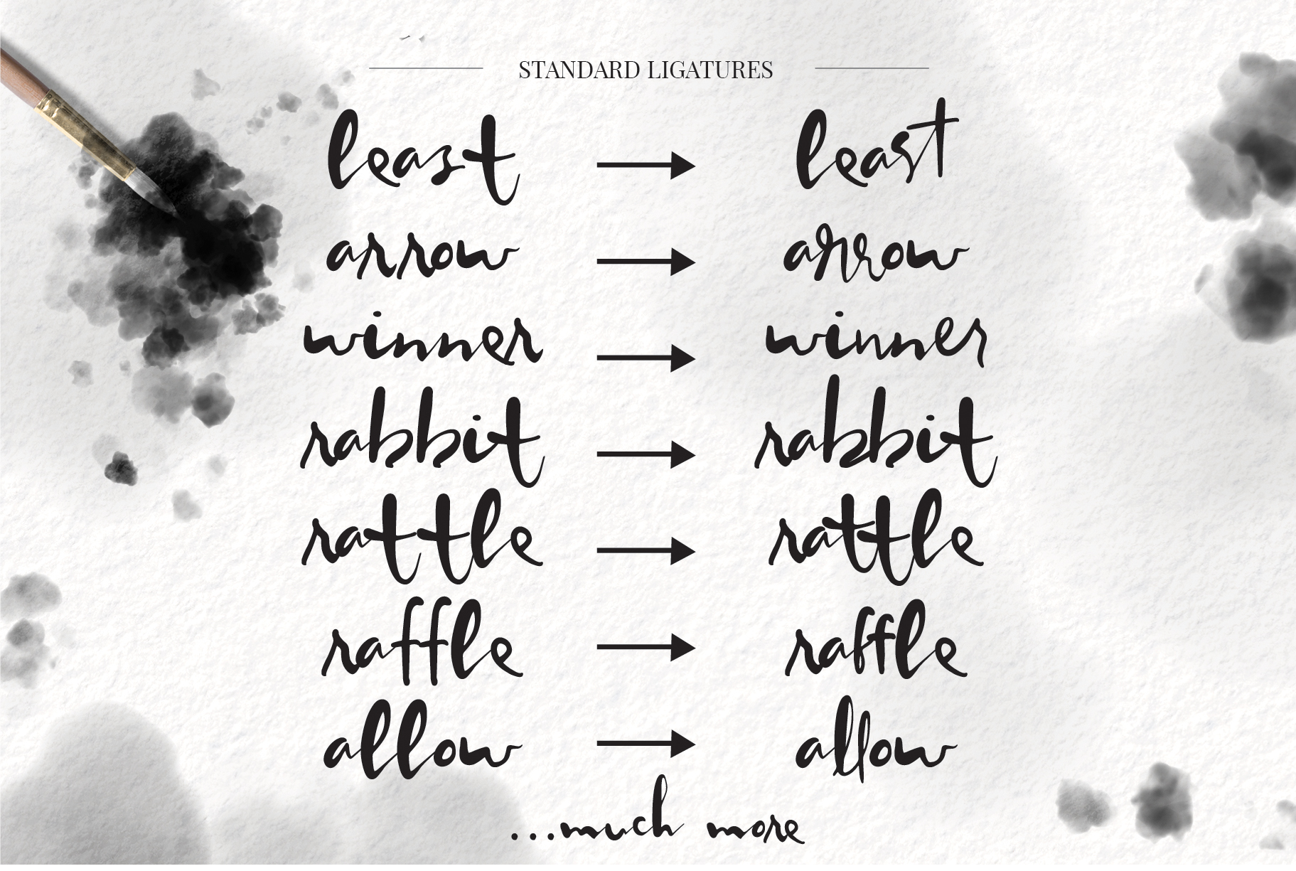 Worthy Story Script Font example image 4