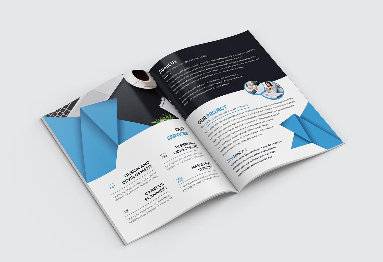 Bifold Brochure example image 12