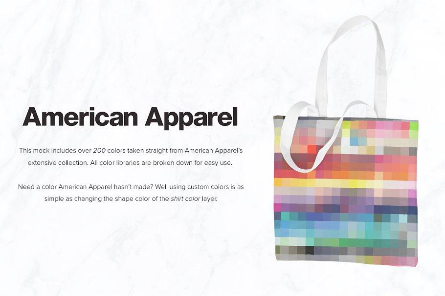 Premium Tote Bag Mockups example image 4
