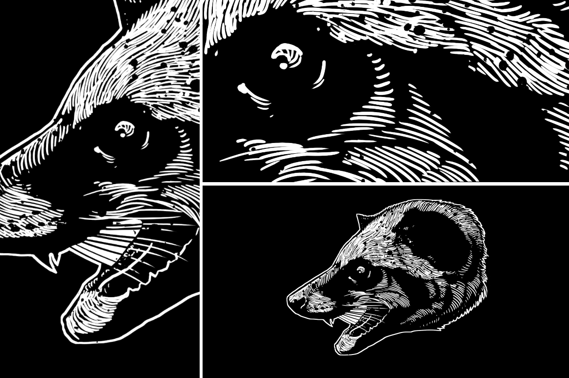 Weasel ART example image 2