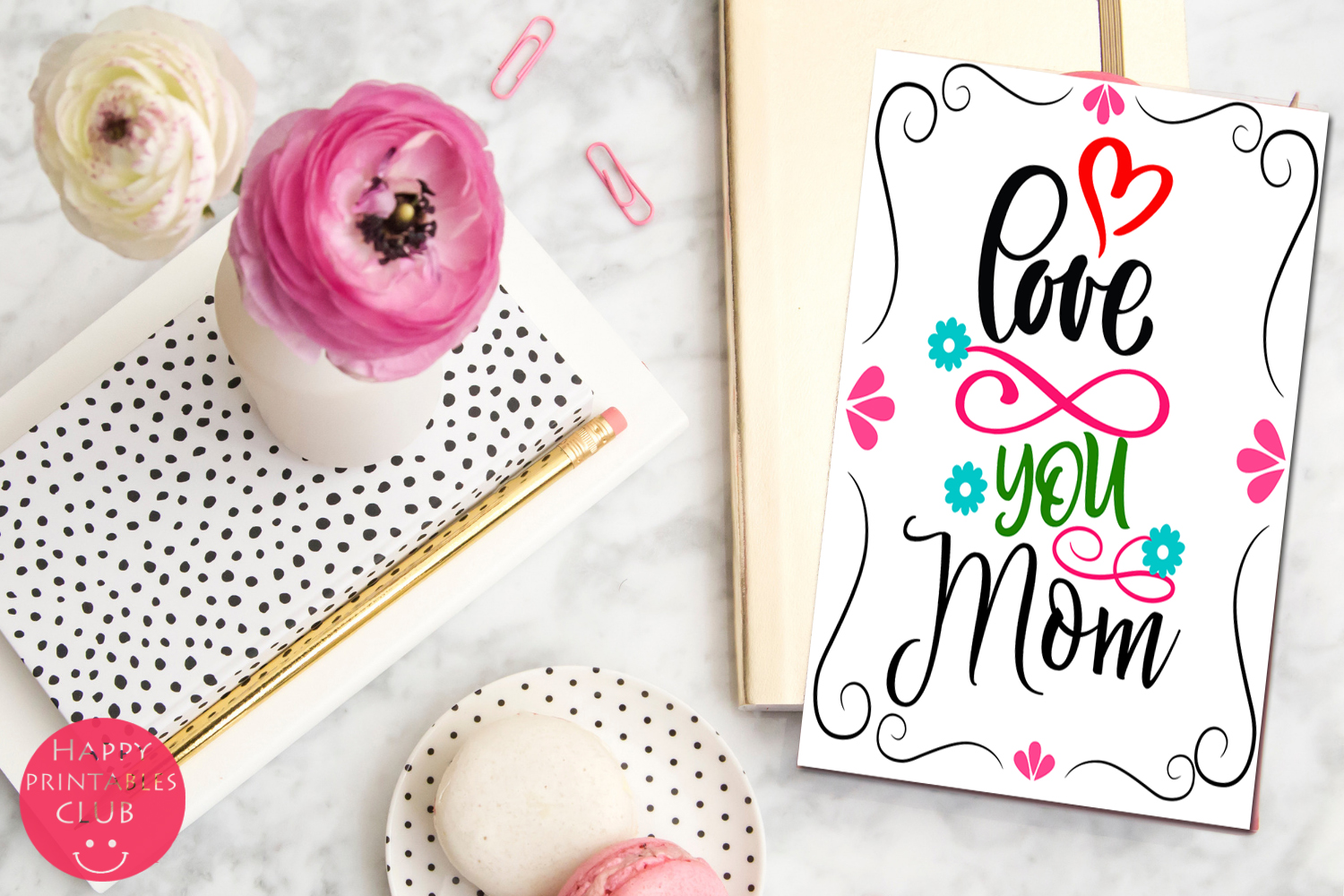 Mother's Day Cards for Moms- Happy Mother's Day Cards example image 5