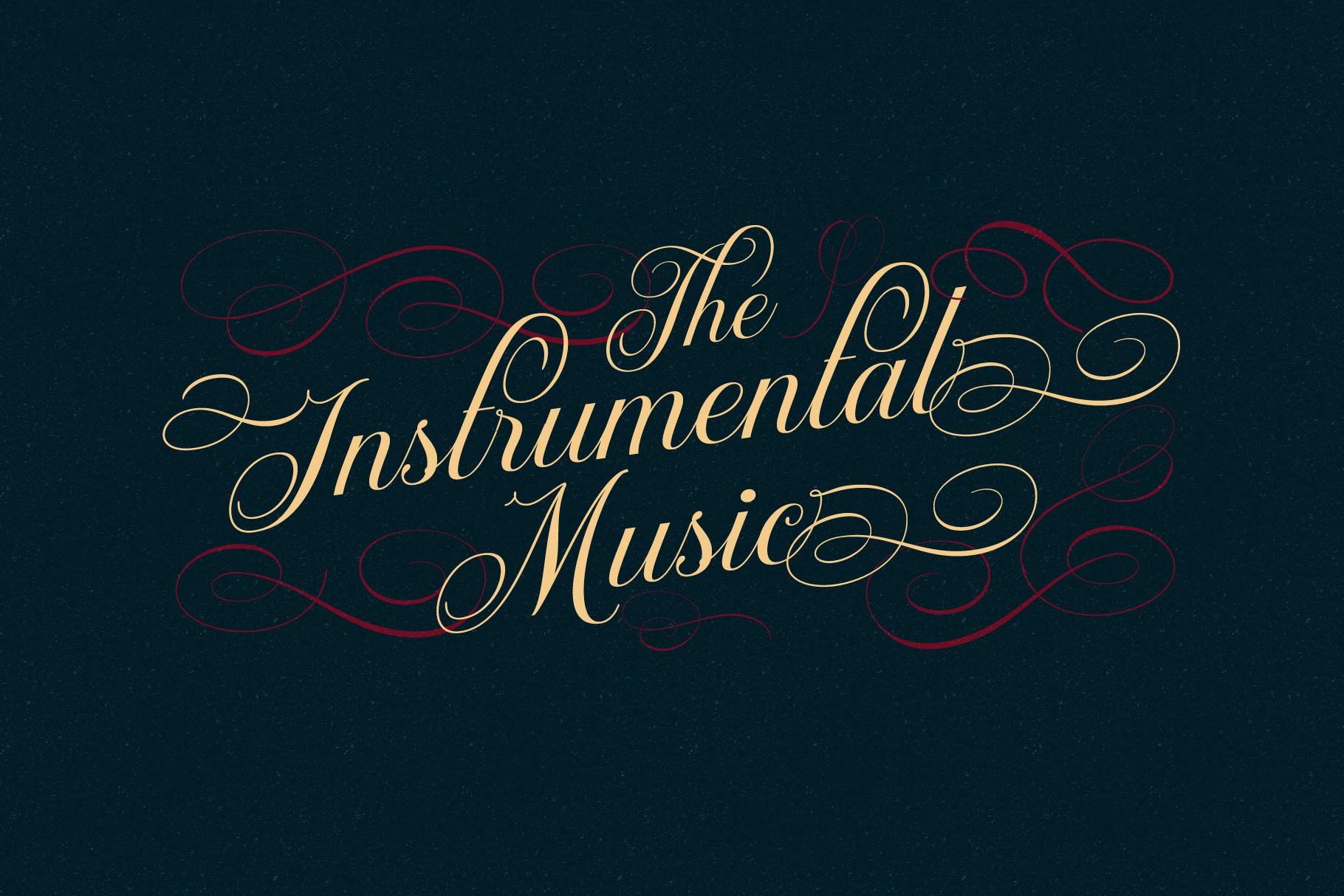 Brignola Elegant Calligraphy example image 5
