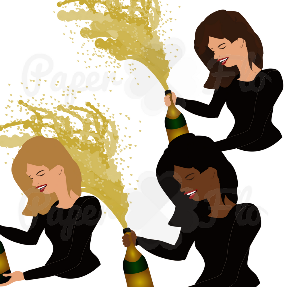 New Year's Eve Party Time example image 3